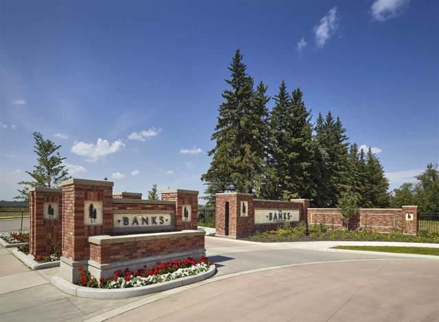 12 3466 Keswick Boulevard, Edmonton, AB T6W 3S4 (#E4183374) :: Initia Real Estate