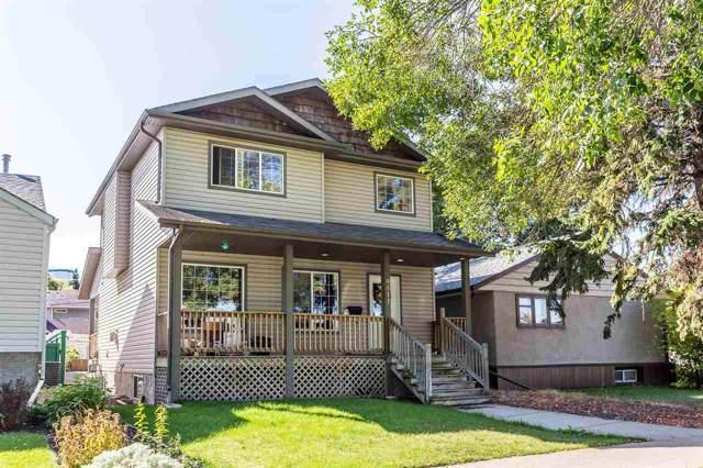 9511 81 Avenue, Edmonton, AB T6C 0X4 (#E4183396) :: Initia Real Estate