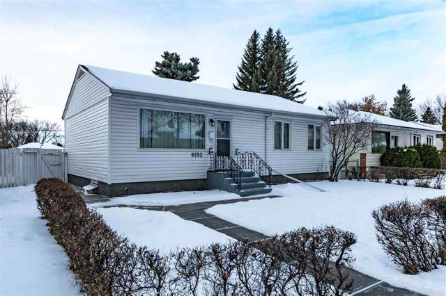 9252 76 Street, Edmonton, AB T6C 2K5 (#E4183414) :: Initia Real Estate