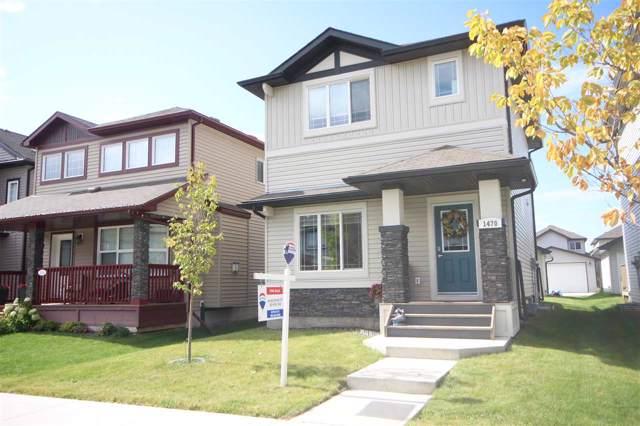 1470 33 Street, Edmonton, AB T6T 0V1 (#E4183425) :: Initia Real Estate
