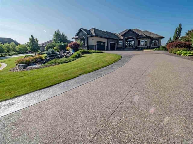 199 Riverside Close, Rural Sturgeon County, AB T8T 0B9 (#E4183431) :: Initia Real Estate