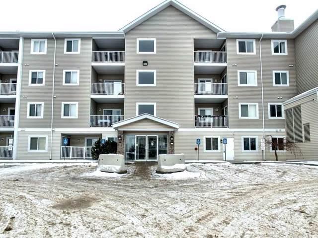 201 4309 33 Street, Stony Plain, AB T7Z 0C4 (#E4183432) :: Initia Real Estate