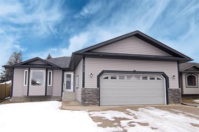 5158 54 Avenue, Redwater, AB T0A 2W0 (#E4183488) :: Initia Real Estate