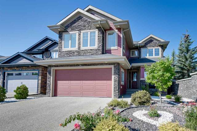 180 Callaghan Drive, Edmonton, AB T6W 0G6 (#E4183496) :: Initia Real Estate