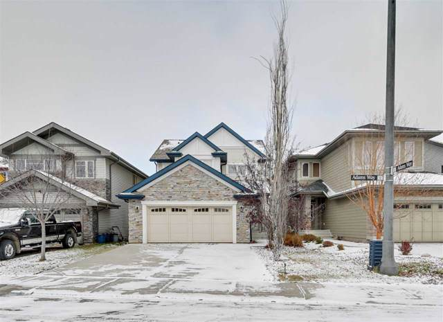 520 Adams Way, Edmonton, AB T6W 0H1 (#E4183497) :: Initia Real Estate