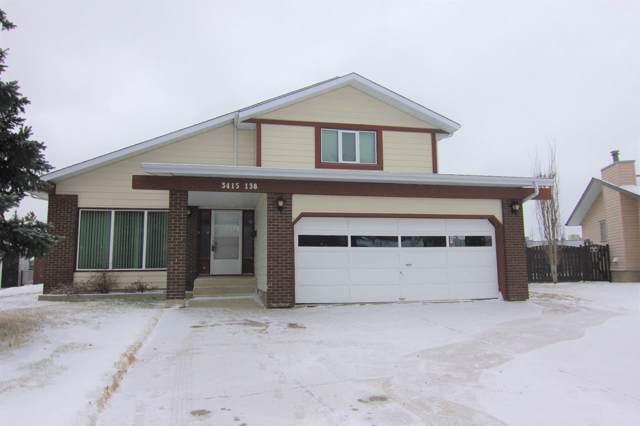 3415 138 Avenue, Edmonton, AB T5Y 1Y5 (#E4183506) :: Initia Real Estate