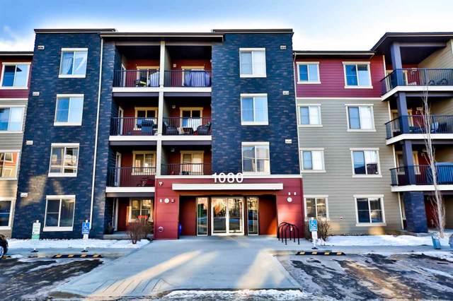 309 1080 Mcconachie Boulevard, Edmonton, AB T5Y 0X2 (#E4183515) :: The Foundry Real Estate Company