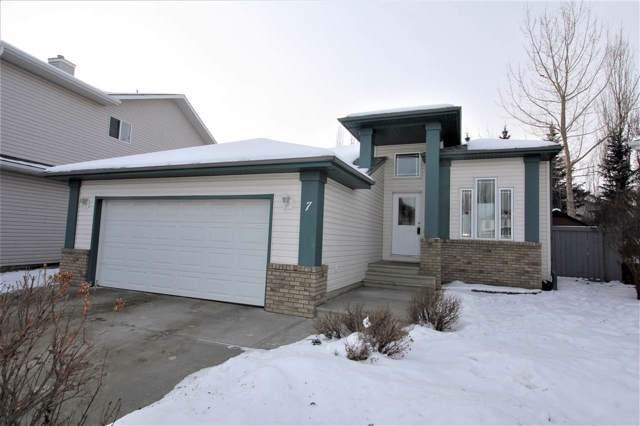7 Osborne Close, St. Albert, AB T8N 6T1 (#E4183520) :: Initia Real Estate