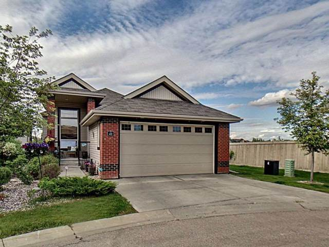 41 841 156 Street, Edmonton, AB T6R 0B3 (#E4183533) :: Initia Real Estate