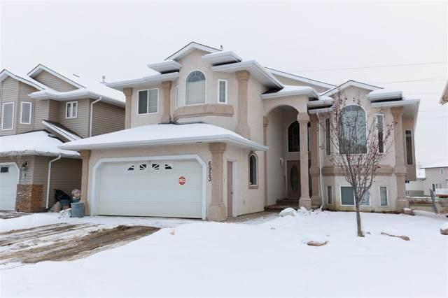 6923 164 Avenue, Edmonton, AB T5Z 3R3 (#E4183558) :: Initia Real Estate