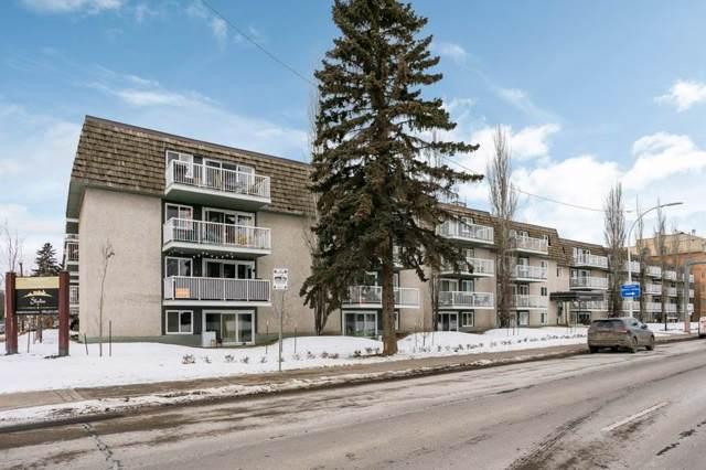 321 8604 Gateway Boulevard, Edmonton, AB T6E 4B6 (#E4183570) :: Initia Real Estate