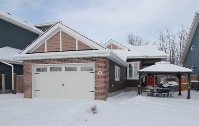 32 Edgewater Terrace, St. Albert, AB T8N 4G7 (#E4183587) :: Initia Real Estate