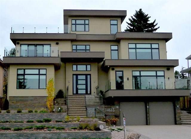 11823 Saskatchewan Drive, Edmonton, AB T6G 2B6 (#E4183613) :: Initia Real Estate