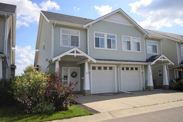 9 200 Erin Ridge Drive, St. Albert, AB T8N 7E2 (#E4183630) :: Initia Real Estate