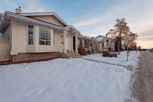 166 River Point(E), Edmonton, AB T5A 4Y5 (#E4183658) :: Initia Real Estate