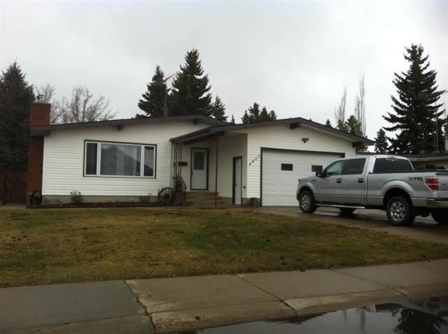 4421 52STREET, Vegreville, AB T9C 1A3 (#E4183682) :: Initia Real Estate