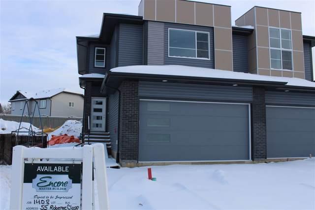 55 Roberge Close, St. Albert, AB T8N 7W3 (#E4183735) :: Initia Real Estate