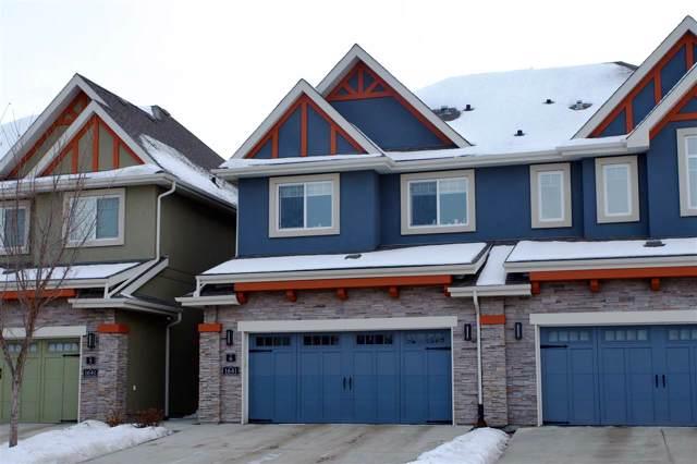 6 1641 James Mowatt Trail, Edmonton, AB T6W 0J7 (#E4183742) :: Initia Real Estate