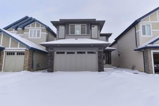 1306 Ainslie Wynd, Edmonton, AB T6W 3G1 (#E4183757) :: Initia Real Estate