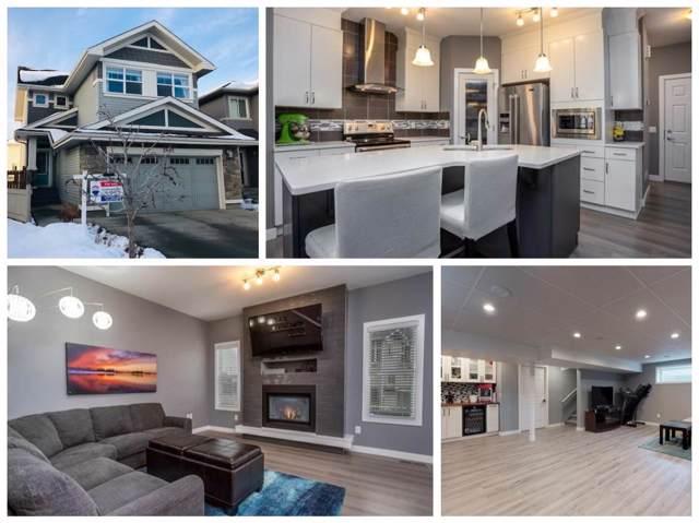 3097 Carpenter Landing, Edmonton, AB T6W 2Y9 (#E4183774) :: Initia Real Estate