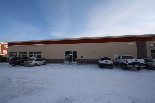 #611 10471 99 AV, Fort Saskatchewan, AB T8L 0V6 (#E4183825) :: Initia Real Estate
