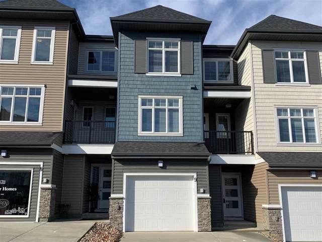 9 600 Bellerose Drive, St. Albert, AB T8N 7T5 (#E4183860) :: Initia Real Estate
