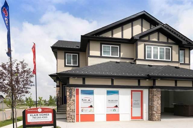 6364 Cartmell Road, Edmonton, AB T6W 4A3 (#E4183864) :: Initia Real Estate