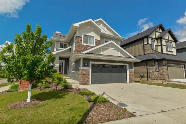 4004 Kennedy Close, Edmonton, AB T6W 3B1 (#E4183892) :: Initia Real Estate