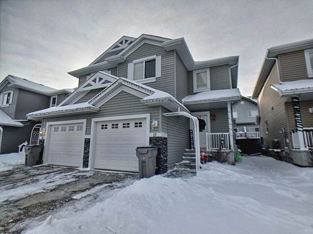 17 5101 Soleil Boulevard, Beaumont, AB T4X 0E3 (#E4183901) :: Initia Real Estate