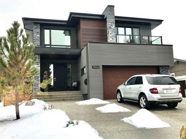 7806 142 Street, Edmonton, AB T4R 0L8 (#E4183917) :: Initia Real Estate