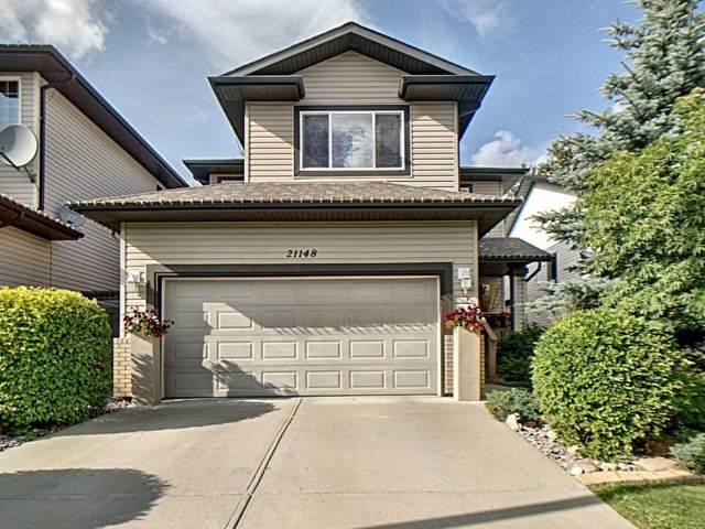 21148 46 Avenue, Edmonton, AB T6M 0G3 (#E4183938) :: Initia Real Estate