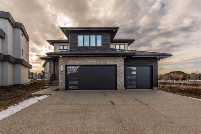 4911 Woolsey Court, Edmonton, AB T6W 2B9 (#E4183970) :: Initia Real Estate