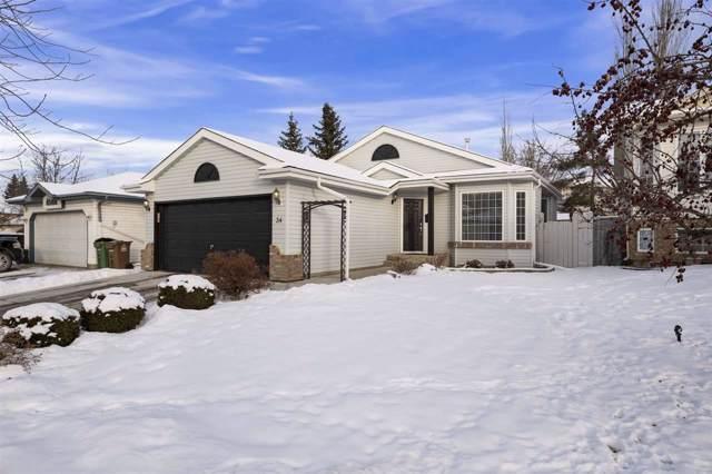 34 Haviland Crescent, St. Albert, AB T8N 6V1 (#E4183973) :: Initia Real Estate
