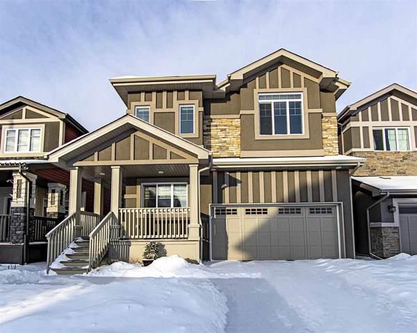 17818 9A Avenue, Edmonton, AB T6W 3K1 (#E4183981) :: Initia Real Estate