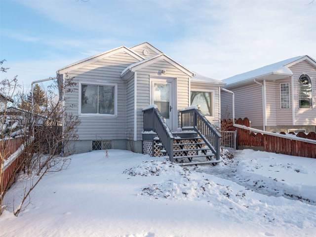 11521 83 Street, Edmonton, AB T5B 2Y6 (#E4183986) :: Initia Real Estate