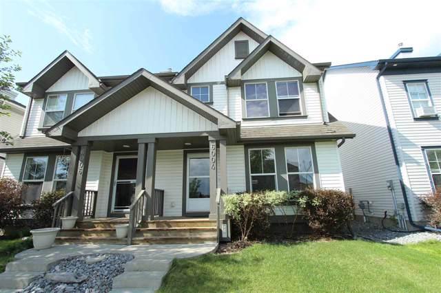 6004 South Terwillegar Boulevard, Edmonton, AB T6R 0K4 (#E4183988) :: Initia Real Estate