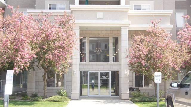 202 78A Mckenney Avenue, St. Albert, AB T8N 7E6 (#E4183998) :: Initia Real Estate