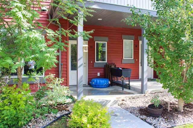 19 655 Watt Boulevard, Edmonton, AB T6X 0Y2 (#E4184017) :: Initia Real Estate