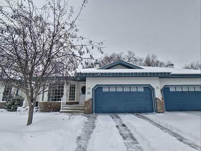 2 51 Eldorado Drive, St. Albert, AB T8N 7E3 (#E4184033) :: Initia Real Estate