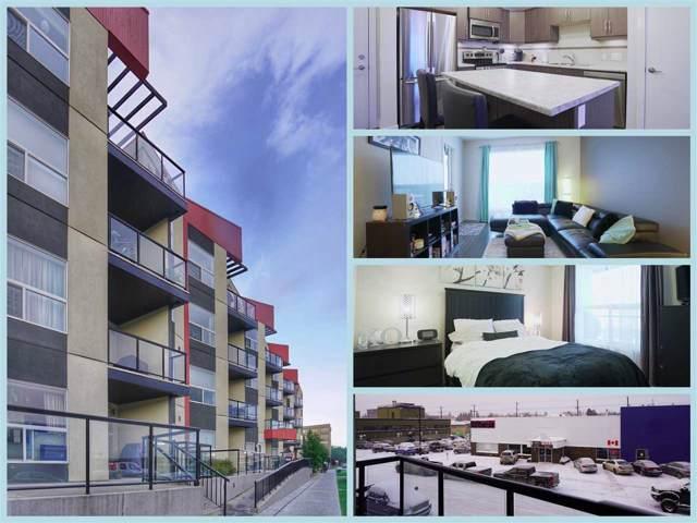216 10523 123 Street, Edmonton, AB T5N 1N9 (#E4184034) :: Initia Real Estate