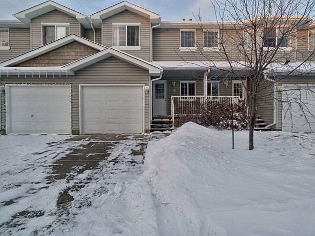 28 380 Silverberry Road NW, Edmonton, AB T6T 0G4 (#E4184037) :: The Foundry Real Estate Company