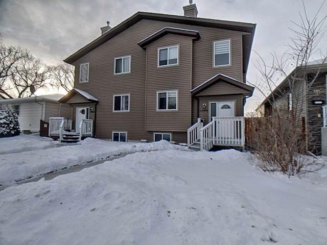 12008 124 Street, Edmonton, AB T5L 0M7 (#E4184040) :: Initia Real Estate