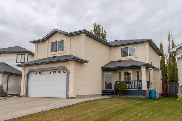 5936 162A Avenue, Edmonton, AB T5Y 2V8 (#E4184044) :: Initia Real Estate