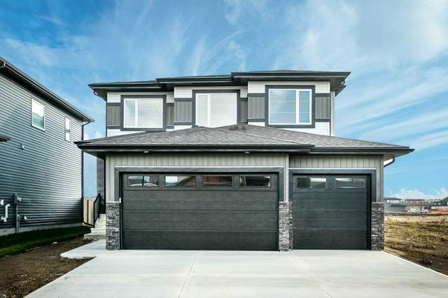 3009 Soleil Boulevard, Beaumont, AB T4X 2B4 (#E4184059) :: Initia Real Estate