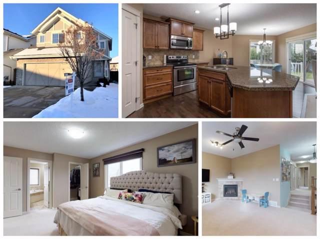 6712 19 Avenue, Edmonton, AB T6X 0L9 (#E4184061) :: Initia Real Estate