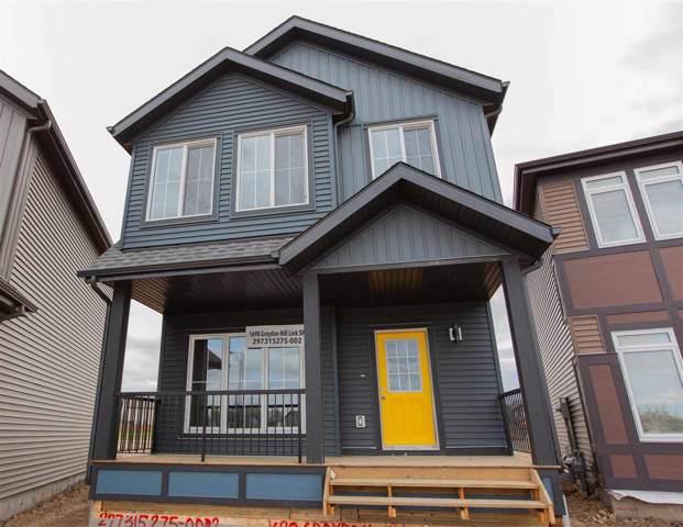 1698 Graydon Hill Link, Edmonton, AB T6W 1A3 (#E4184082) :: Initia Real Estate