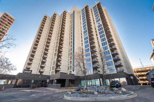 503 10149 Saskatchewan Drive, Edmonton, AB T6E 6B6 (#E4184089) :: Initia Real Estate