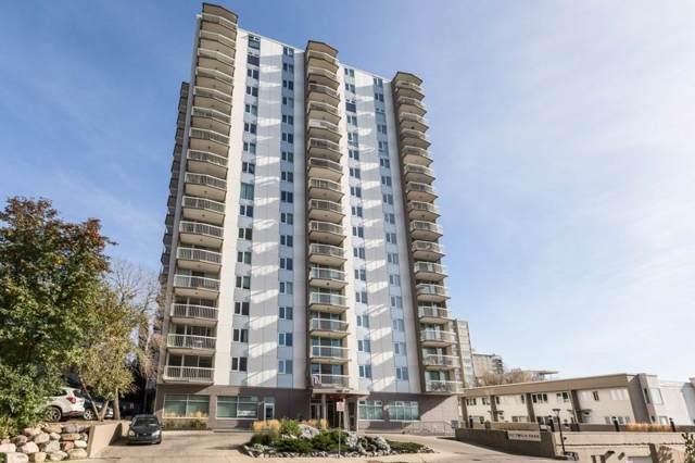304 9835 113 Street, Edmonton, AB T5K 1N4 (#E4184103) :: Initia Real Estate