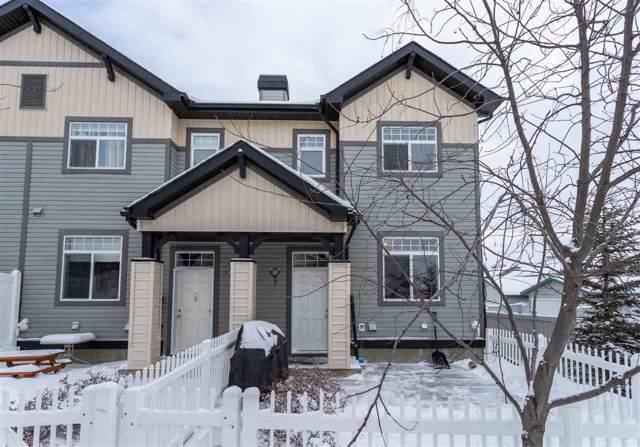 27 465 Hemingway Road, Edmonton, AB T6M 0J7 (#E4184110) :: Initia Real Estate