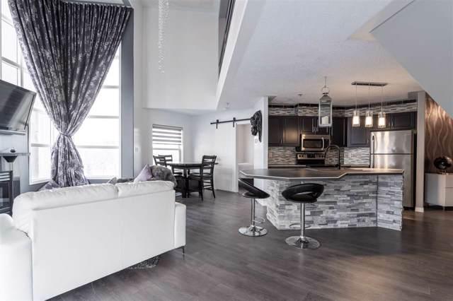 408 12028 103 Avenue NW, Edmonton, AB T5K 2T9 (#E4184118) :: Initia Real Estate